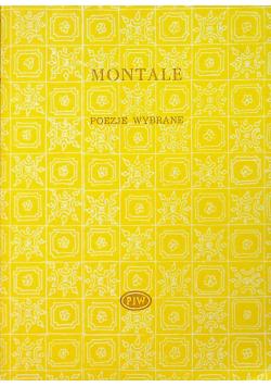 Montale poezje wybrane