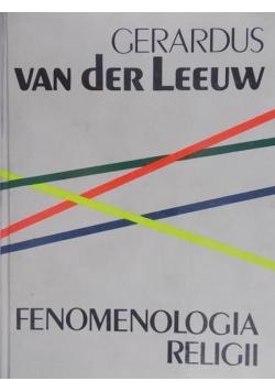 Fenomenologia religii