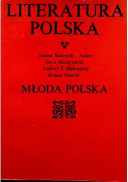 Literatura polska Młoda Polska