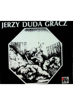 Jerzy Duda Gracz rysunek