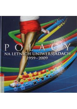 Polacy na letnich uniwersjadach 1959   2009