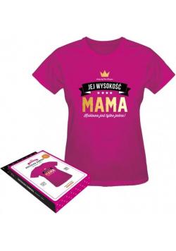 Koszulka Royal-Mama L
