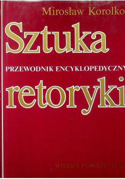Sztuka retoryki Przewodnik encyklopedyczny