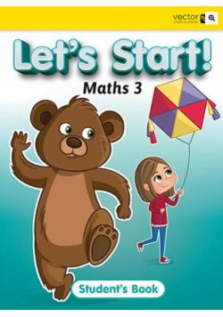 Let's Start Maths 3 SB VECTOR