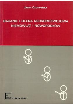 Badanie i ocena neurorozwojowa niemowląt i noworodków
