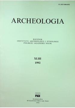 Archeologia tom XLIII