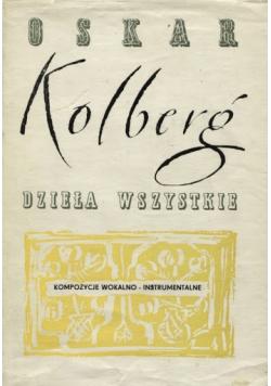 Kolberg Dzieła wybrane Tom 68