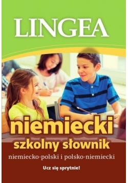 Szkolny Słownik Niemiecko polski i polsko niemiecki Nowa