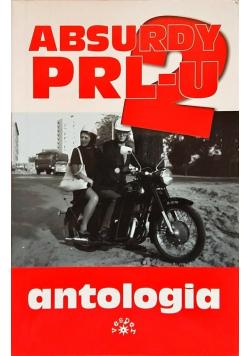 Absurdy PRL u antologia