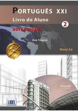 Portugues XXI 2 podręcznik + online
