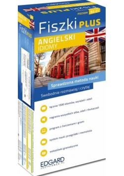 Angielski Fiszki PLUS Idiomy Poziom B2 C1