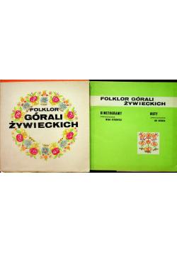 Folklor Górali żywieckich 2 tomy