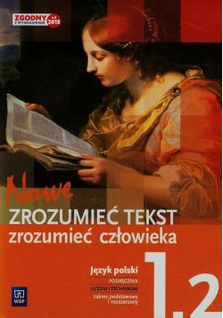 Nowe Zrozumieć tekst Zrozumieć człowieka Język polski Część 2
