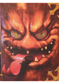 Księga potworów