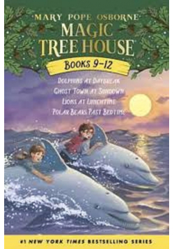 Magic tree house NOWA