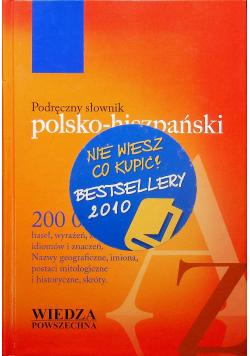 Podręczny słownik polsko hiszpański