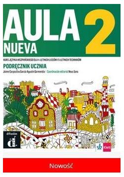 Aula Nueva 2 podręcznik ucznia LEKTORKLETT