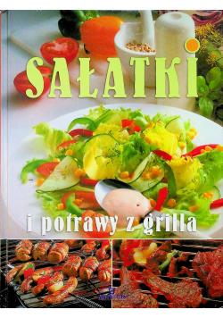 Sałatki i potrawy z grilla