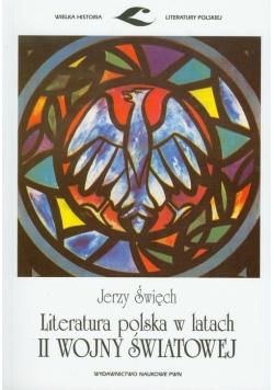 Literatura polska w latach II Wojny Światowej
