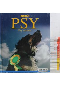 Wielka Encyklopedia Psy 15 tomów plus album