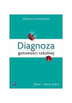 Diagnoza dojrzałości szkolnej SP1 Karty pracy WSiP