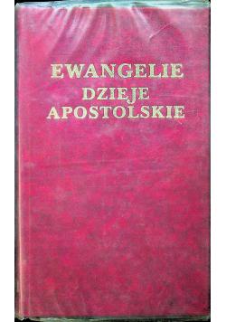 Ewangelie Dzieje Apostolskie