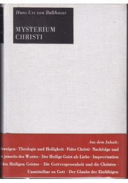 Mysterium Christi