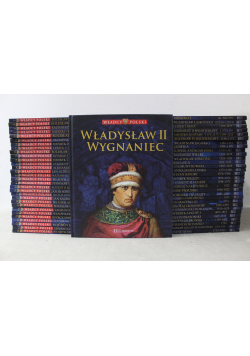 Władcy Polski, 61 tomów