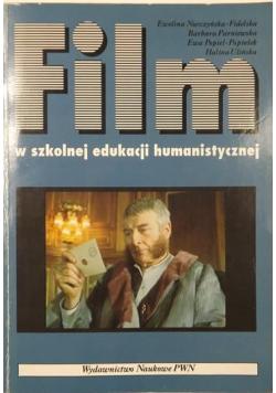 Film w szkolnej edukacji humanistycznej