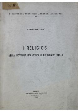 I Religiosi
