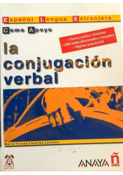 La conjugacion verbal