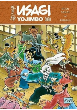 Usagi Yojimbo Saga Księga 5