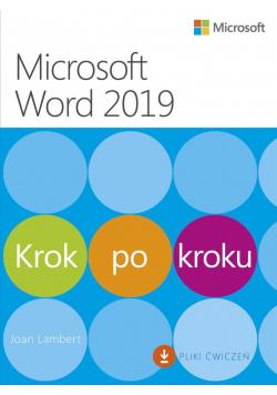 Microsoft Word 2019 Krok po kroku