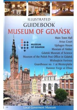 Przewodnik ilustrowany Muzeum Gdańska w.angielska