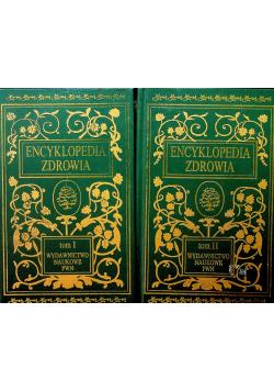 Encyklopedia zdrowia 2 tomy