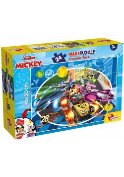 Puzzle dwustronne Supermaxi 24 Myszka Miki