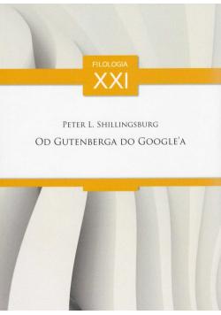 Od Gutenberga do Google'a