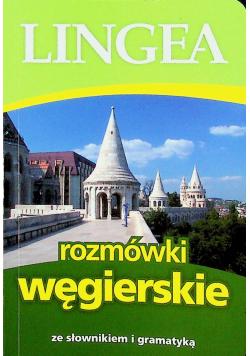 Rozmówki węgierskie ze słownikiem i gramatyką 2015