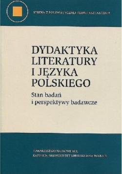 Dydaktyka literatury i języka polskiego