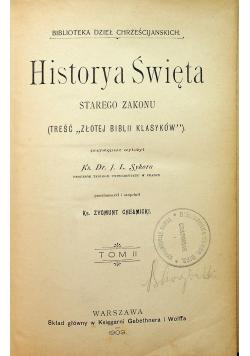 Historya święta starego zakonu tom II 1903 r