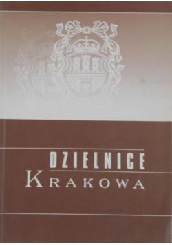 Dzielnice Krakowa