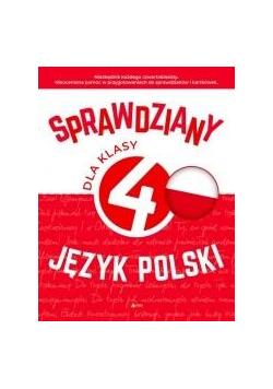 Sprawdziany dla klasy 4. Język Polski