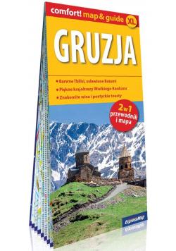 Comfort! map&guide XL Gruzja 2w1 w.2019