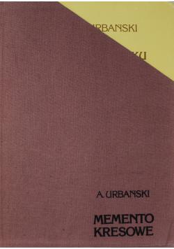 Memento Kresowe 4 Tomy Reprint z ok 1928 r