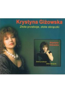 Krystyna Giżowska - Złote przeboje, złote obrączki