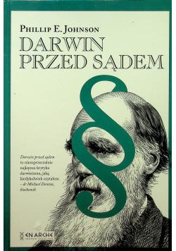 Darwin przed sądem
