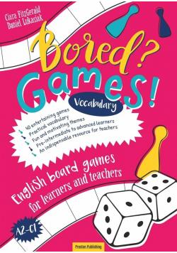 Bored? Games! Vocabulary