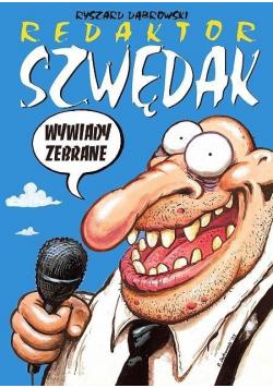 Strefa komiksu. Redaktor Szwędak: Wywiady...