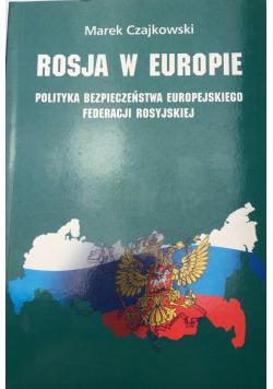 Rosja w Europie