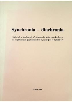 Synchronia diachronia